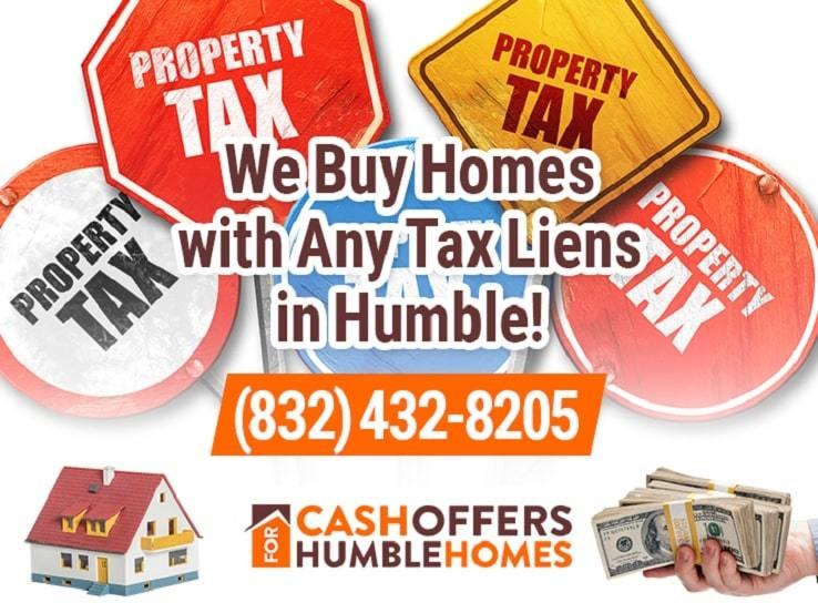 humble tax liens